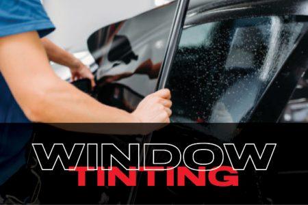 RAYCO 2 WINDOW TINT BUTTON