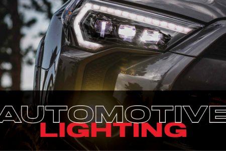 AUTOMOTIVE LIGHTING BUTTON