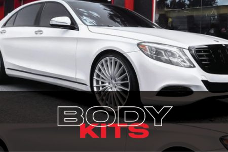 BODY KITS BUTTONS