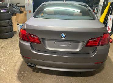 Rayco BMW 5 Series Wrap