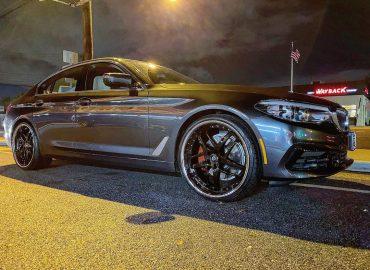 RAYCO BMW 7 SERIES ASANTI