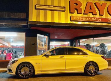 RAYCO MERCEDES S550