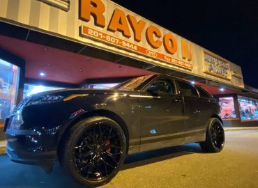 RAYCO RANGE ROVE BLACK